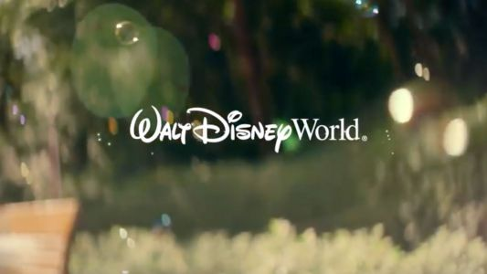 Walt Disney World – That's The Power Of Magic – You Can Fly
