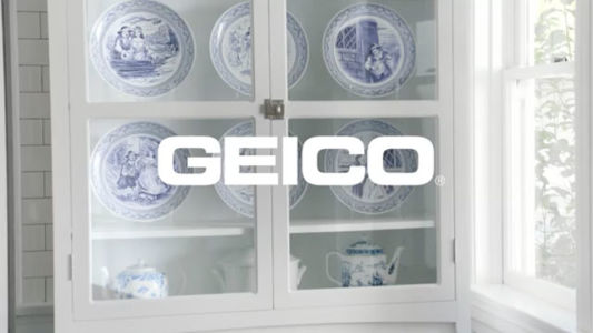 Geico / Decorative Plates / Take A Closer Look