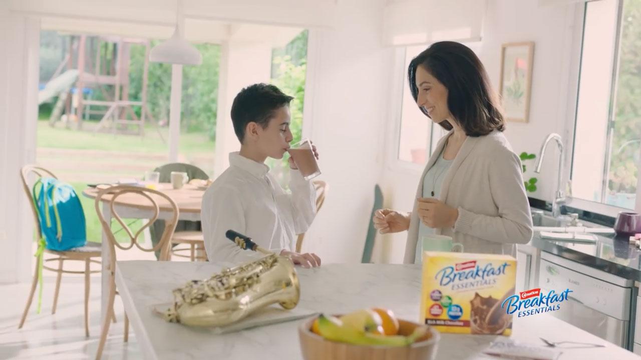 Carnation Breakfast Essentials – Saxophone