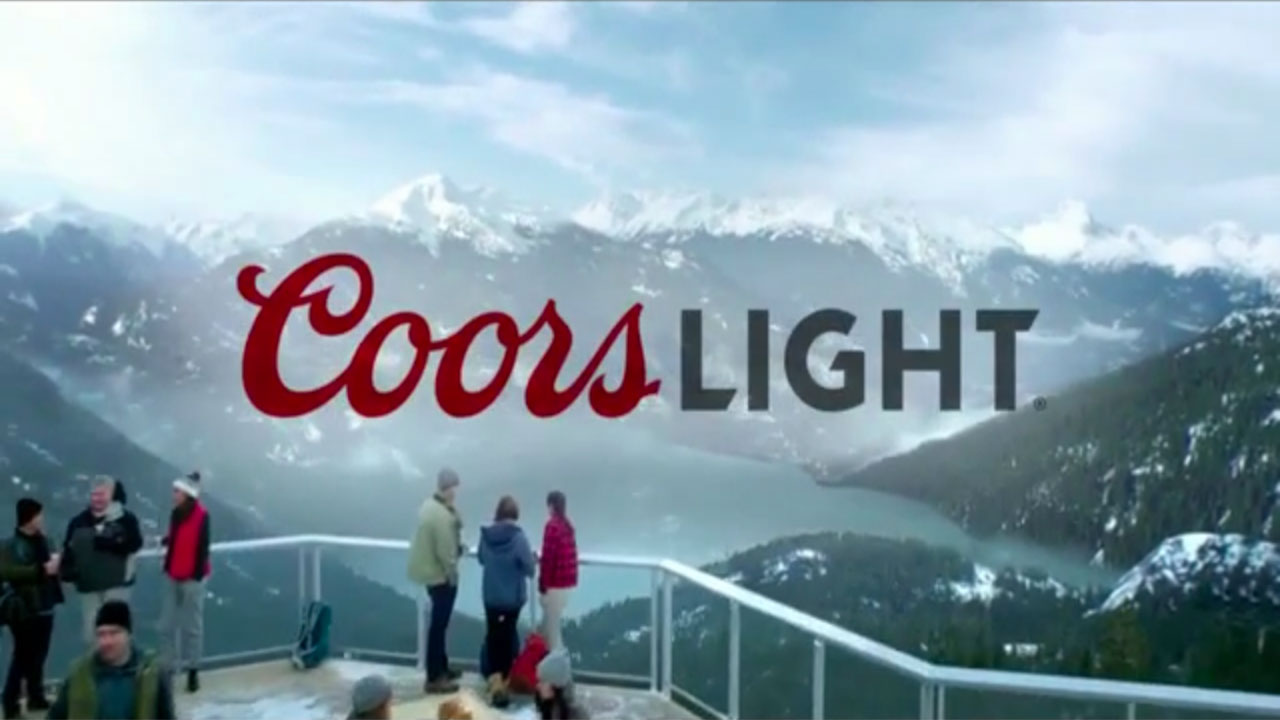 Coors Light – Mountain Outpost