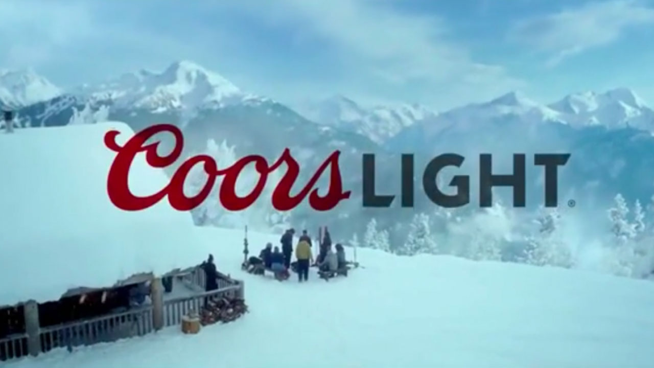 Coors – Refresh For What's Next