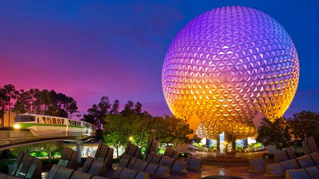Disneyworld / Food And Wine Festival