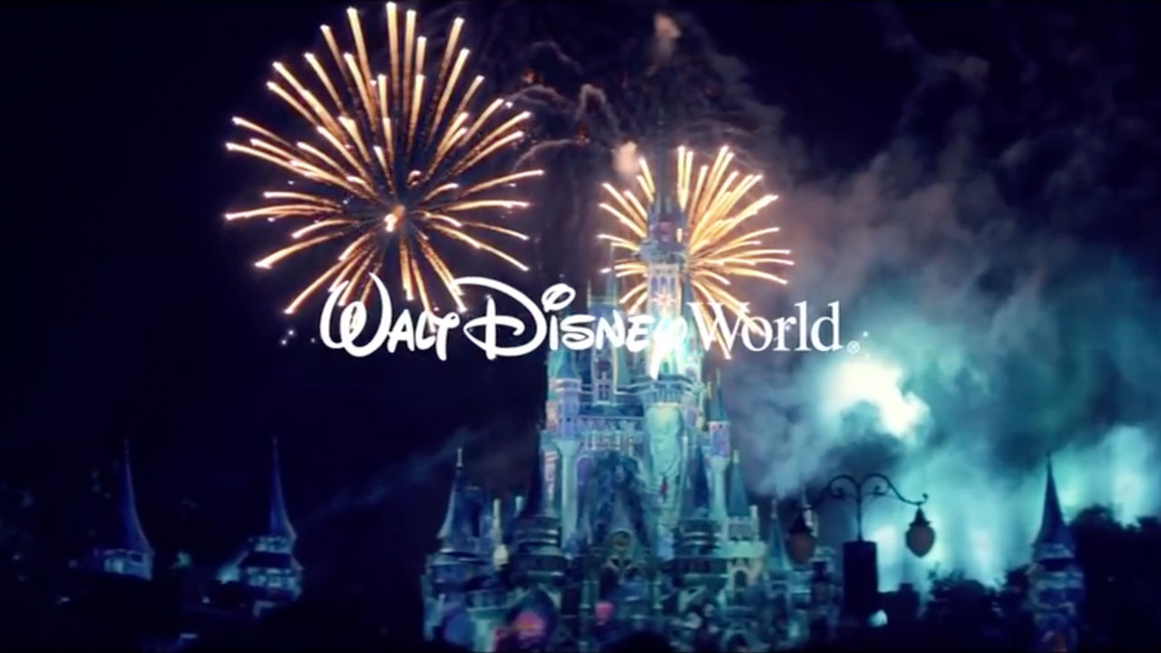 Walt Disney World – That's The Power Of Magic – A Whole New World