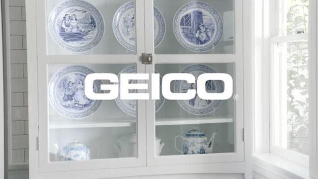 Geico / Decorative Plates / Take A Closer Look