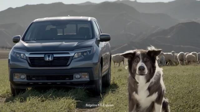 Honda Ridgeline / Rear Seats To Love