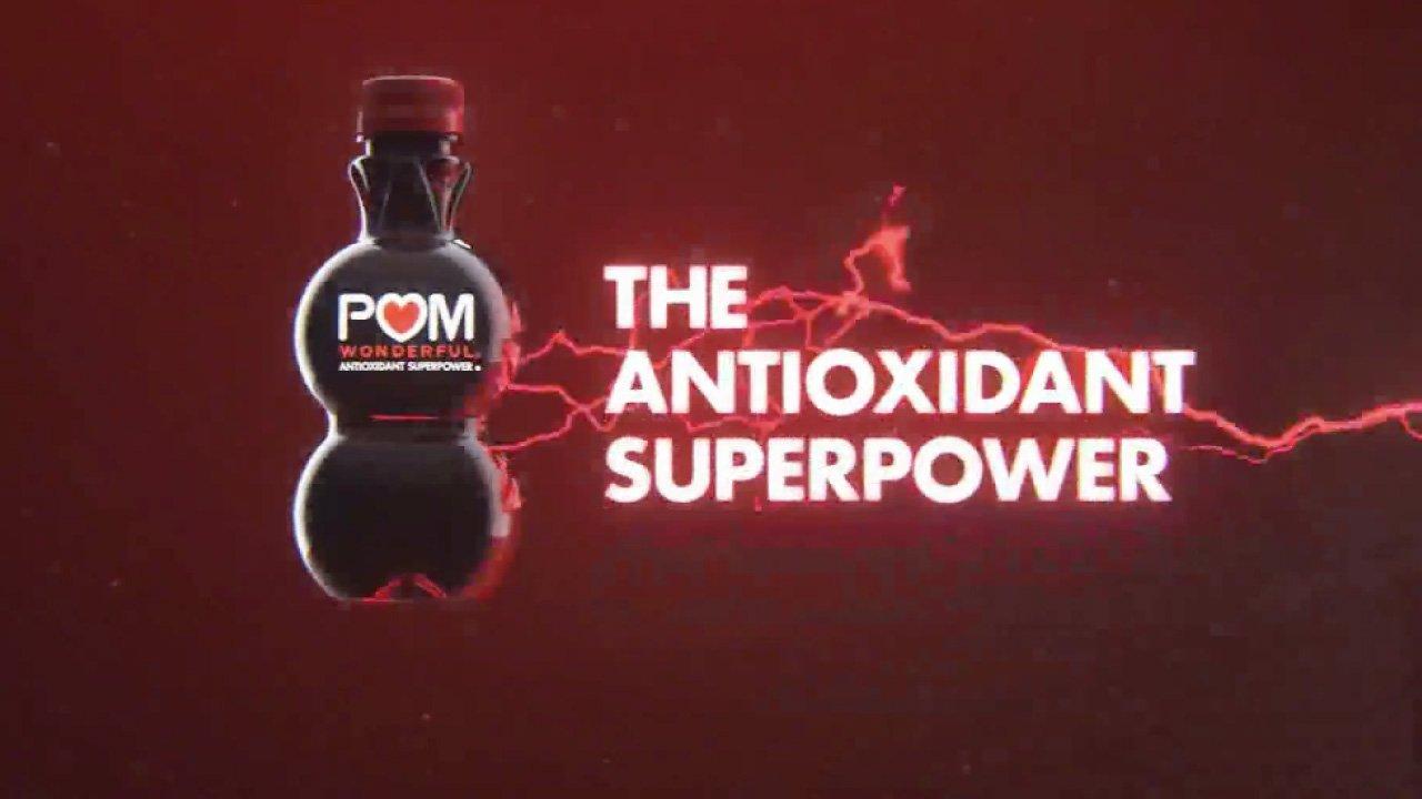 Pom - The Antioxidant Super Power