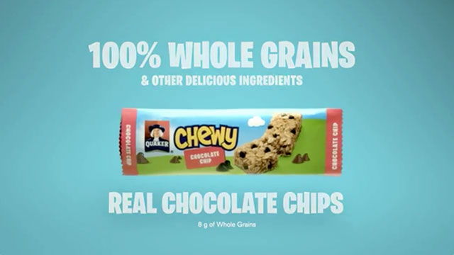 Quaker Chewy – Welcome Wagon