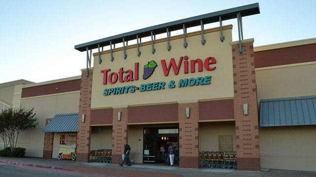 Total Wine & more / Ridge In The Name
