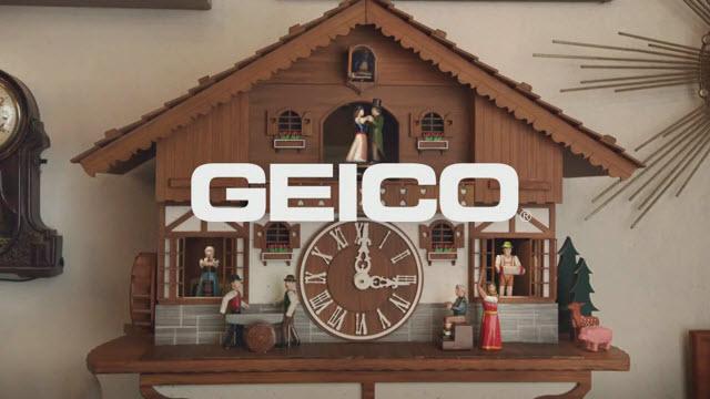 Geico Cuckoo Clock Take A Closer Look
