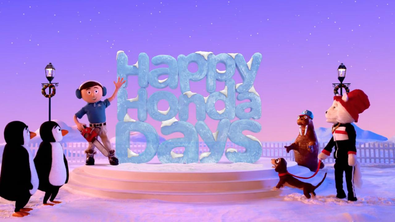 Honda - Happy Honda Days