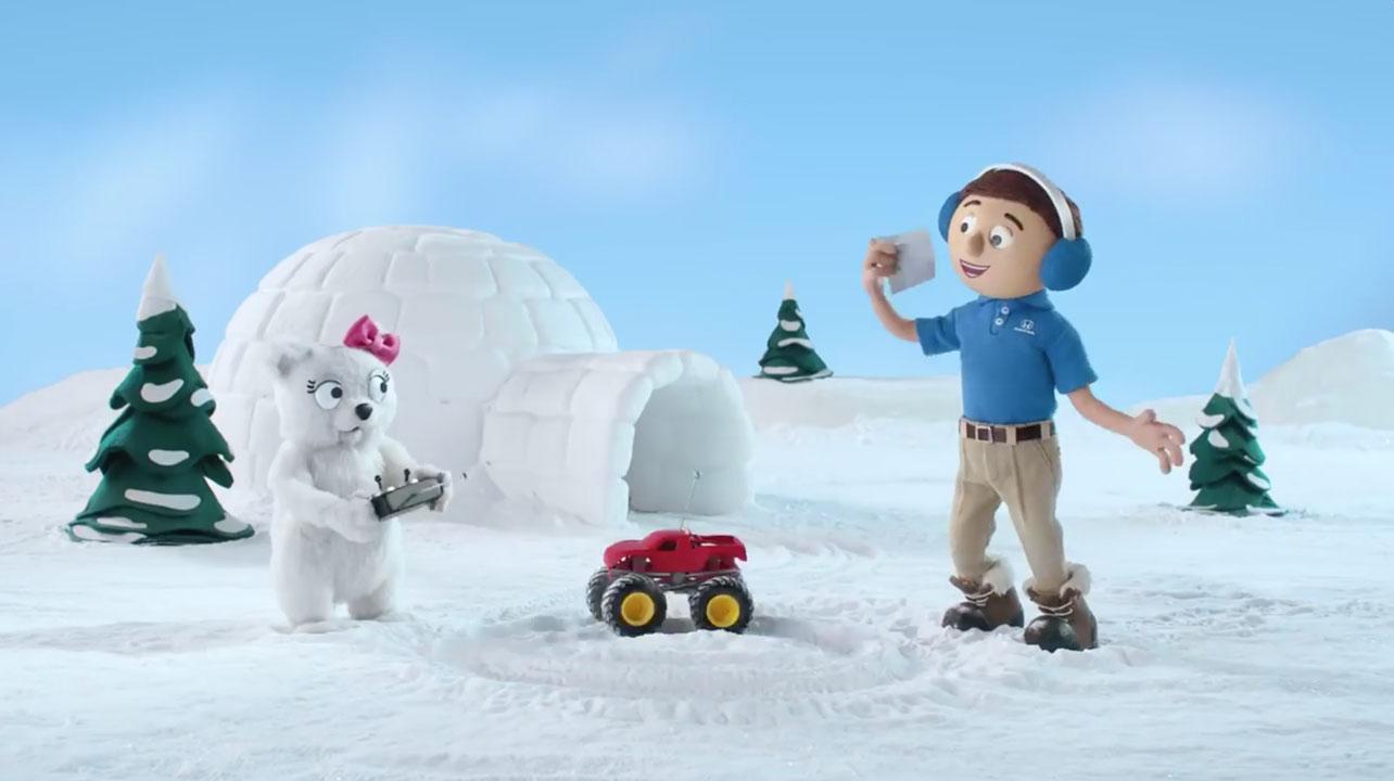 SoCal Honda Dealers – Toy Designer