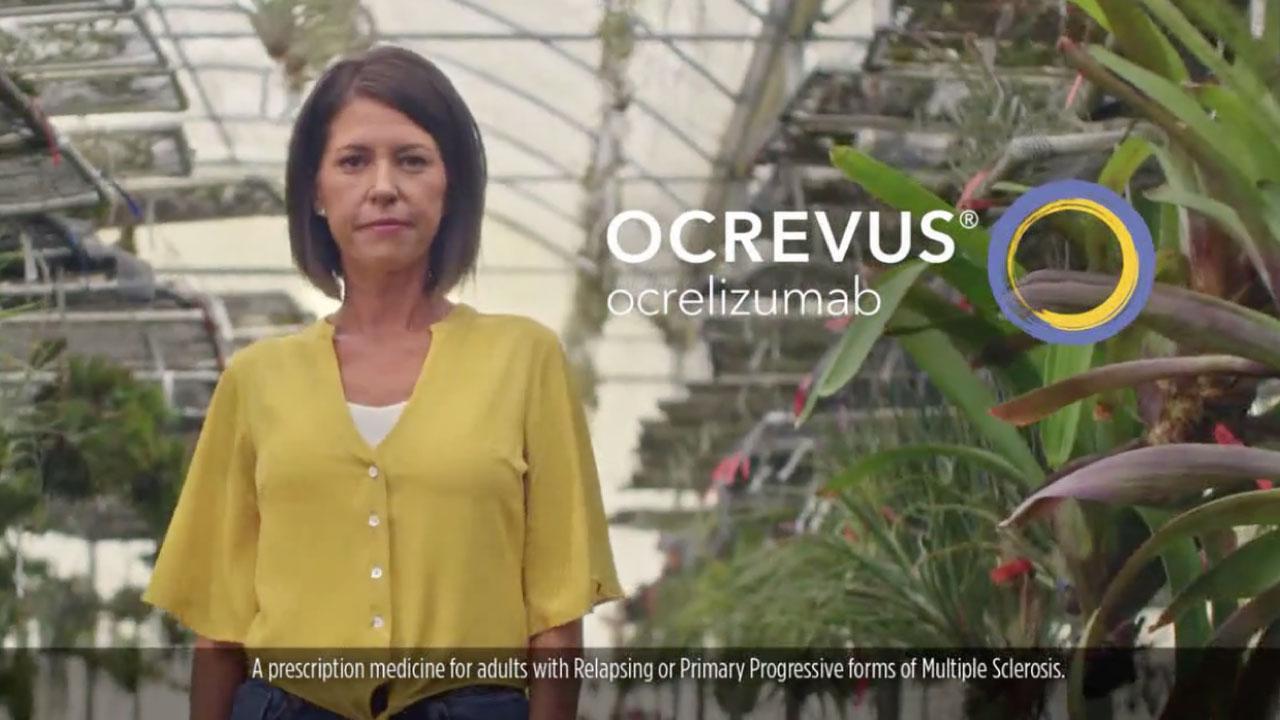OCREVUS - 'Dear MS'