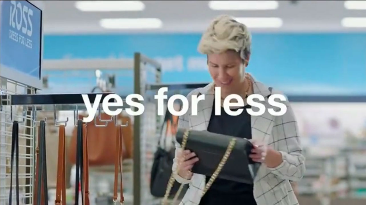 ROSS – Yes For Less