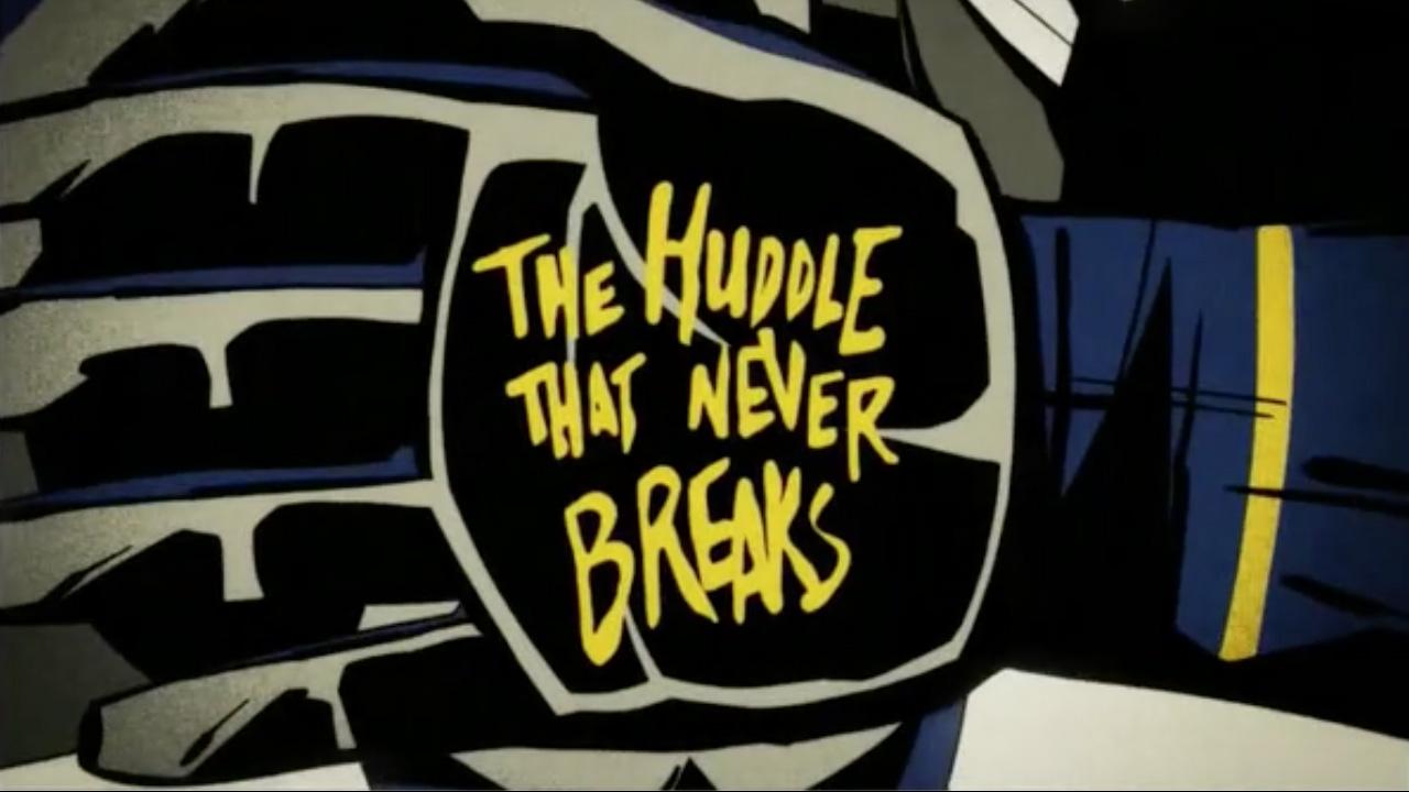 SEC - This Huddle Never Breaks