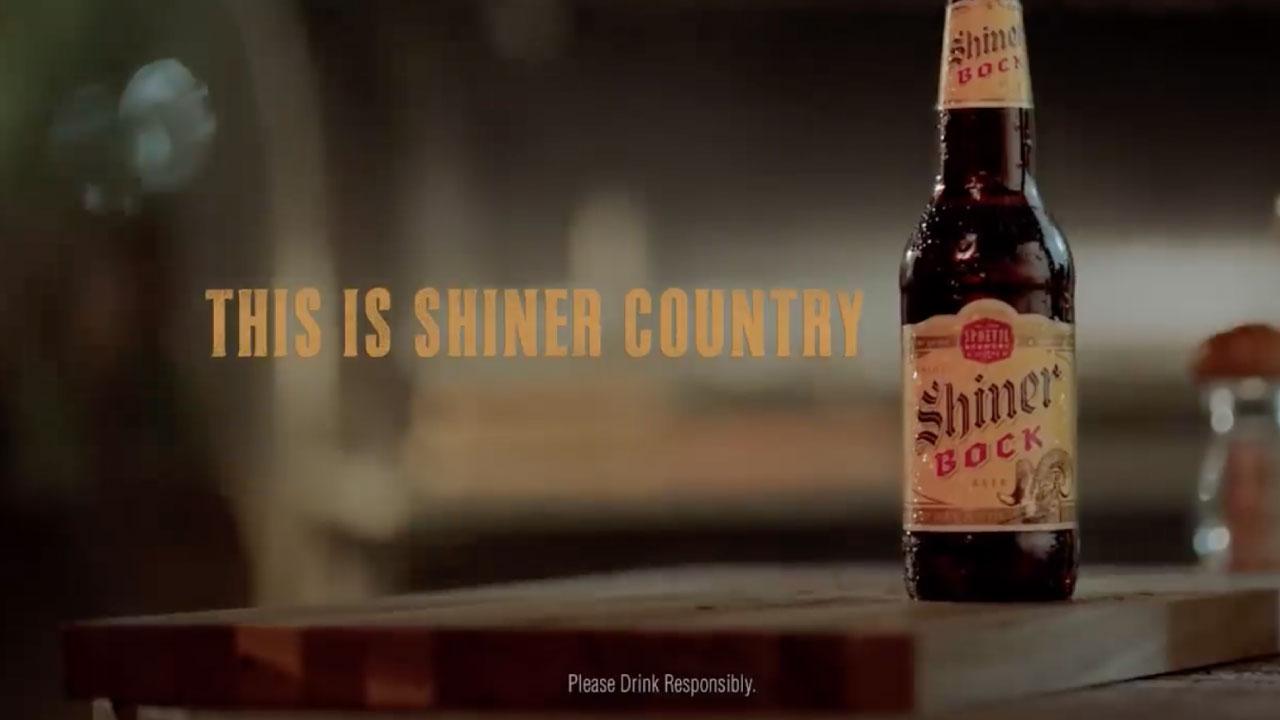 Shiner Bock - Shiner Country