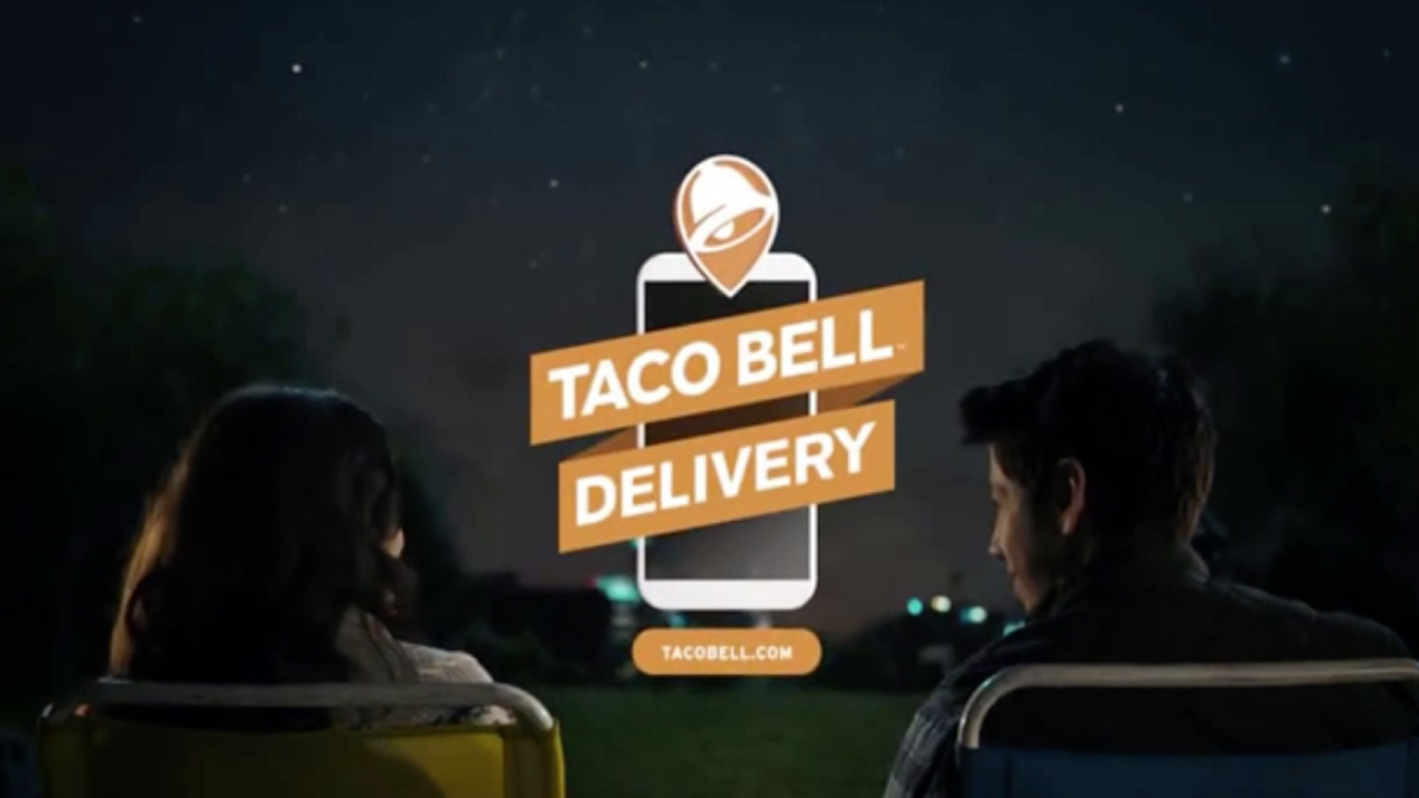 Taco Bell - Meteor Shower