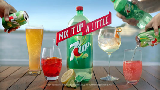 7UP – Mix It Up A Little