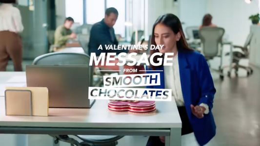 A Valentine's Day Message From Smooth Chocolates