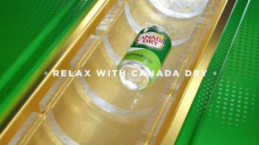 Canada Dry - Sipnosis Half Pipe