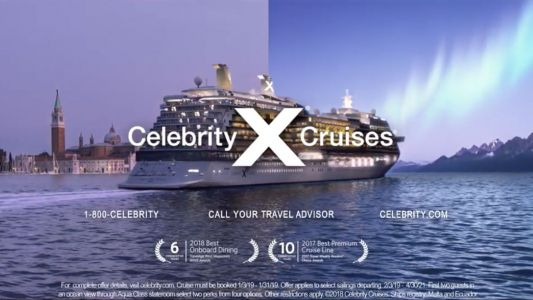 Celebrity Cruises - Sail Beyond Event - Something New
