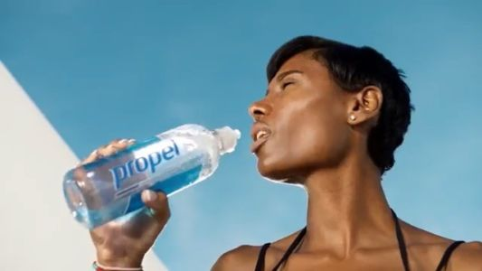 Propel Electrolyte Water / Made To Move