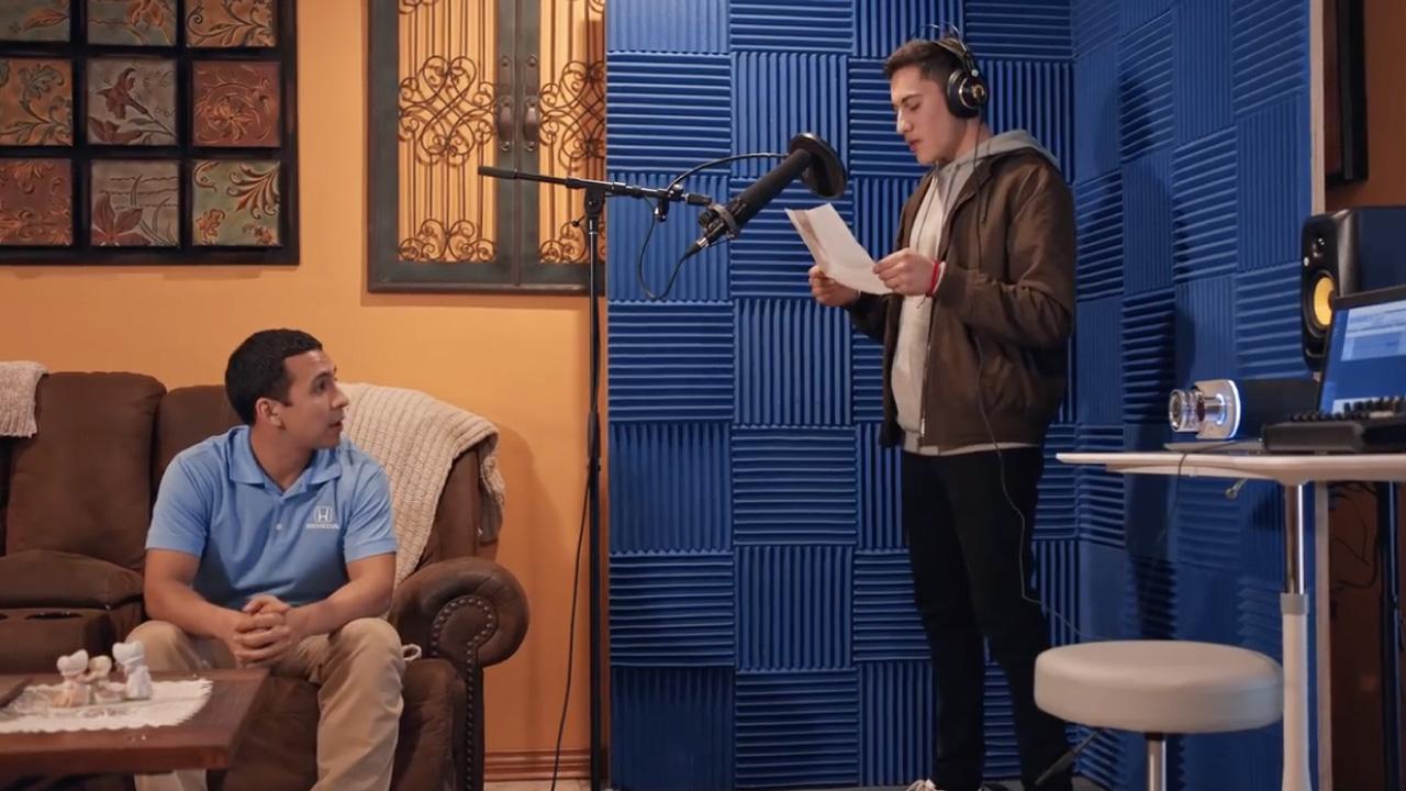 Voice Actor - SoCal Honda Dealers