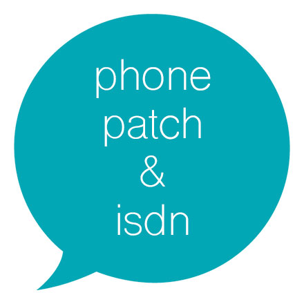 Phone Patch & ISDN